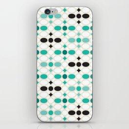 Stone Wall (Garden Green) iPhone Skin
