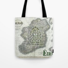 Window into Eire Tote Bag