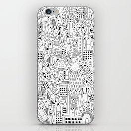 Frenetic City iPhone Skin