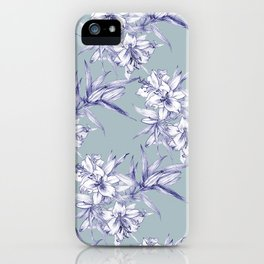 Lilium Speciosum iPhone Case