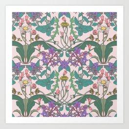 Dandelion II Art Print
