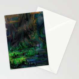 The Ancient Swamp Stationery Cards