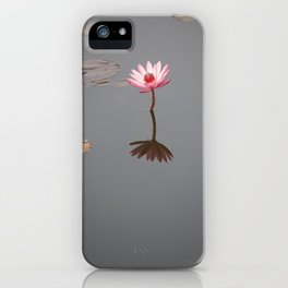 One Lotos iPhone Case