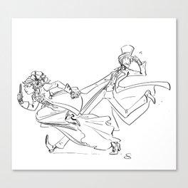 SKIP revamped Canvas Print