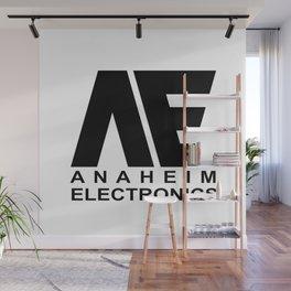Anaheim Electronics Wall Mural
