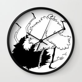 Donquixote brothers Wall Clock
