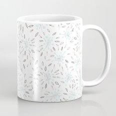 Blue Cherry Blossom Coffee Mug