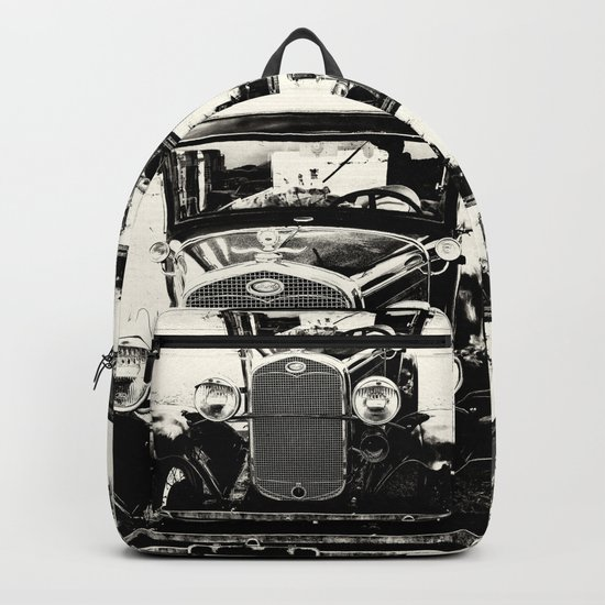 Model A Ford Backpack