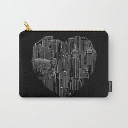 Heart Of Manhattan  Carry-All Pouch