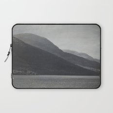 In the Shadows of Mountains Laptop Sleeve