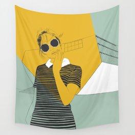 Casa da Música Wall Tapestry