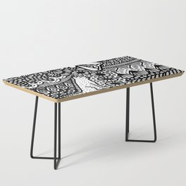 Doodle 13 Coffee Table
