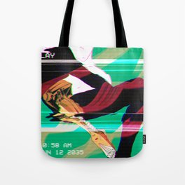 Enabled not Disabled Tote Bag