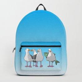 California Seagull Backpack
