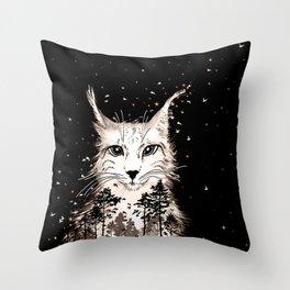 Total control Throw Pillow