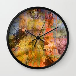 from the chaos Wall Clock