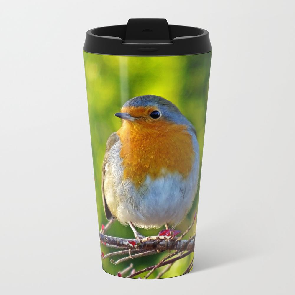 Robin Redbreast Travel Mug (TRM8331014) photo