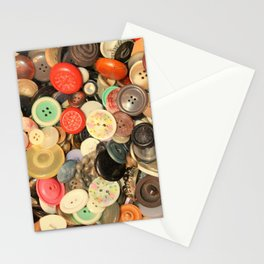Push My Buttons Stationery Cards