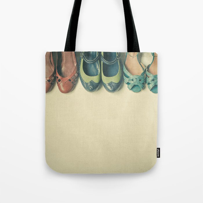 The Shoe Collection Tote Bag