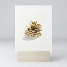 Pine Cone 1  Mini Art Print