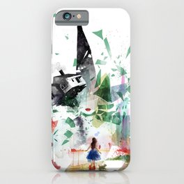 Not in Kansas Anymore v2 iPhone Case