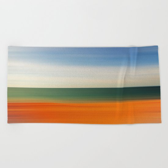 SIMPLI-SEA-TY SHADES Beach Towel
