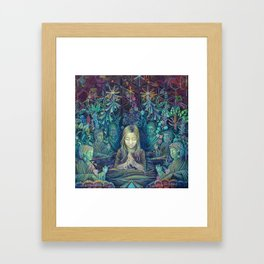 """I Know That Language"" Framed Art Print"