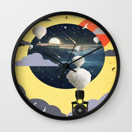 Journey ver.2 Wall Clock
