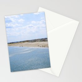 Seabrook Beach Day Stationery Cards