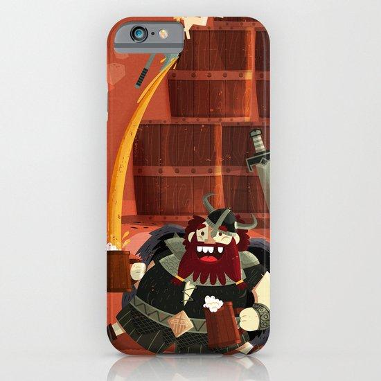 :::Drunk Vikings::: iPhone & iPod Case