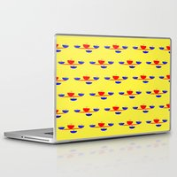 breakfast Laptop & iPad Skins featuring Breakfast by lillianhibiscus