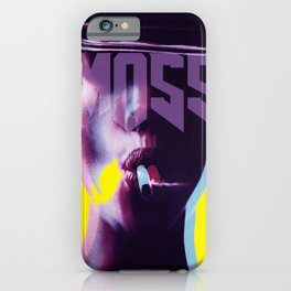 smokin' Moss: iconoclast series iPhone Case