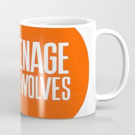 Teenage She-Wolves Coffee Mug