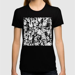 Horror Girlfriend T-shirt
