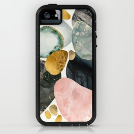 Pebble Abstract iPhone Case