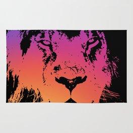 Insta Lion Rug