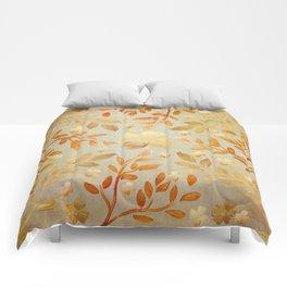 Golden Autumn Comforters