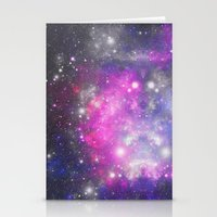 universe Stationery Cards featuring Universe by haroulita