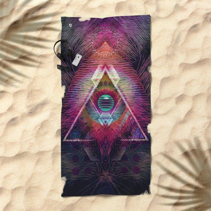 A_ Beach Towel