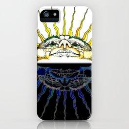 Fat Old Sun iPhone Case