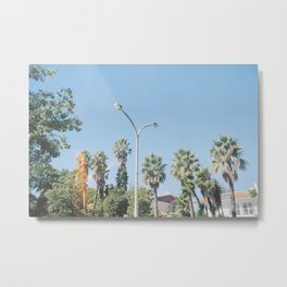 Drifting summer days Metal Print