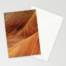 Land of red sands Stationery Cards