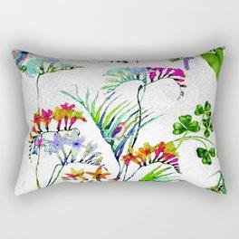 Tropical Millenial II Rectangular Pillow