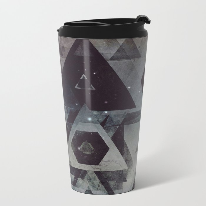 tyx tryy Metal Travel Mug