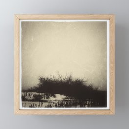 Dead of Winter Framed Mini Art Print