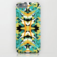 Abstract Symmetry iPhone 6s Slim Case