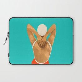 Scratch My Back Laptop Sleeve