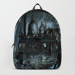 Rusalka: Москва (Night) Backpack