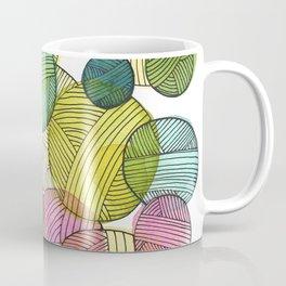 Yarn Stash Coffee Mug