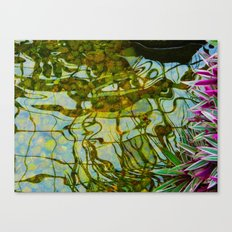 Reflected vision Canvas Print